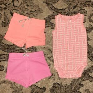 Carter's Matching Sets - Carter's 7-Peice Summer Lot